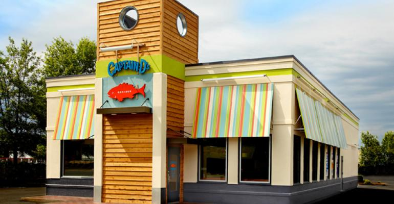Captain D's turnaround efforts gaining traction
