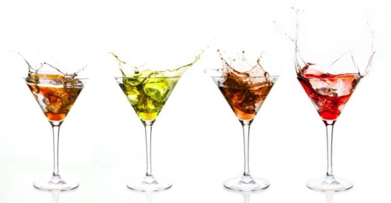 Cocktails featuring tropical fruit, berries garner buzz