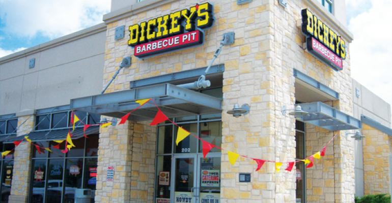 A look at Dickey's mobile ordering rollout