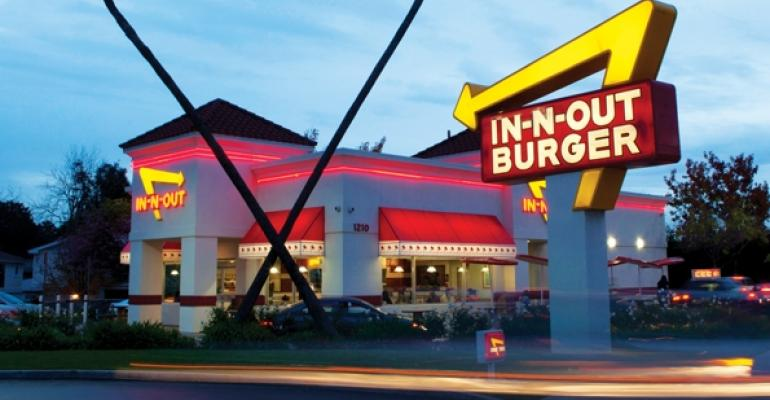 Consumer Picks 2014: In-N-Out again leads Limited-Service rankings