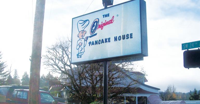 No 1 The Original Pancake House