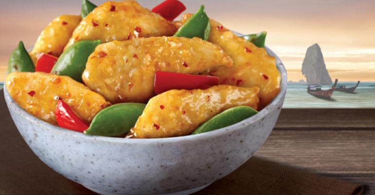 Panda Express39s Golden Szechuan Fish is the chainrsquos first ever systemwide fish offering
