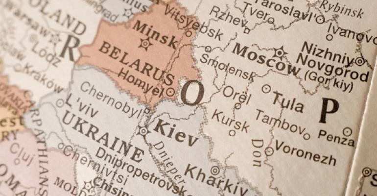 Crimea crisis complicates restaurant business in Russia, Ukraine