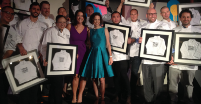 What the food at the Food & Wine Best New Chefs party means to you
