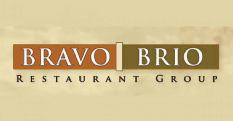 Weather dampens 1Q sales at Bravo Brio restaurants