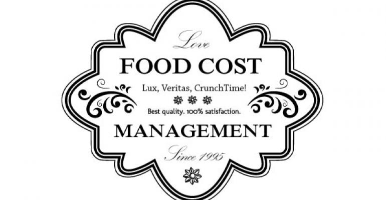 Food Cost Management: Haste Makes Waste
