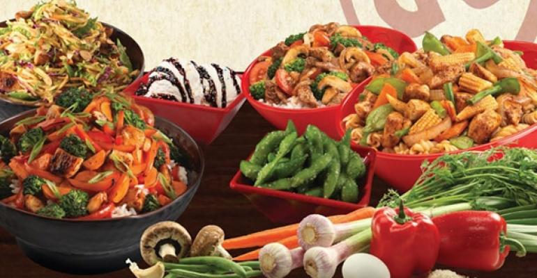 Genghis Grill39s new ldquoWe Built Itrdquo menu lineup features ldquochefcraftedrdquo dishes