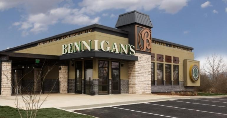 Bennigan's to open second restaurant with new design