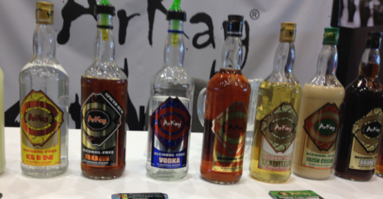 My favorite product at the National Restaurant Show