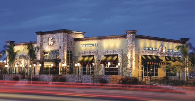 BJ's Restaurants 1Q profit falls 44%