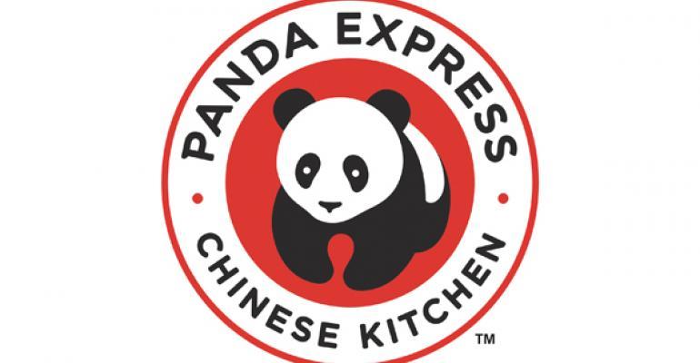 Panda Express: Test kitchen, mobile app