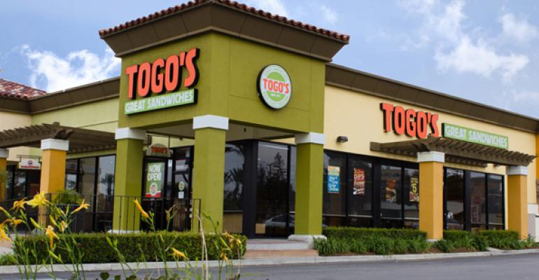 CMO Perspectives: Renae Scott of Togo's Sandwiches