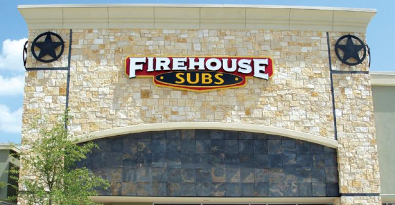 2014 Top 100: Why Firehouse Subs is the No. 8 fastest-growing chain