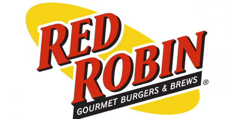 Red Robin chief development officer resigns