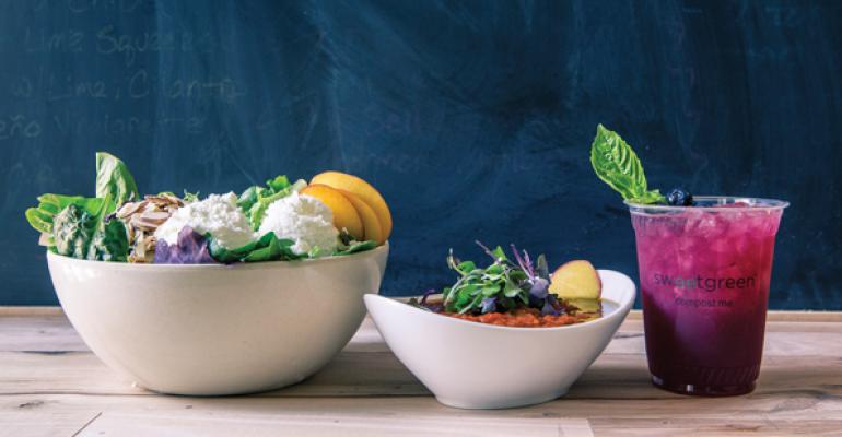 Nation39s Restaurant News named Sweetgreen a Breakout Brand this year