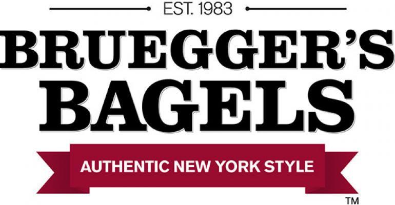 Bruegger's Bagels adds burgers to its menu