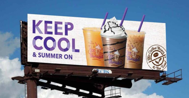 Coffee Bean39s campaign includes billboards in Southern California