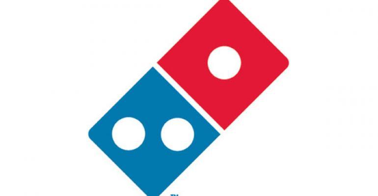 Domino's Pizza credits same-store sales momentum for