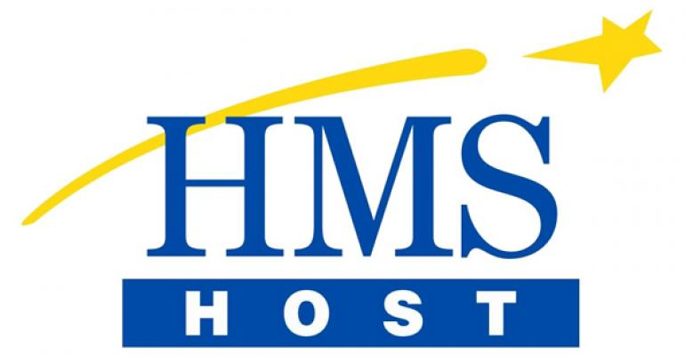 HMSHost names new president, CEO