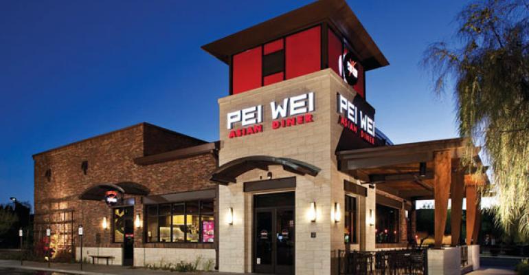 Asian pei restaurant wei