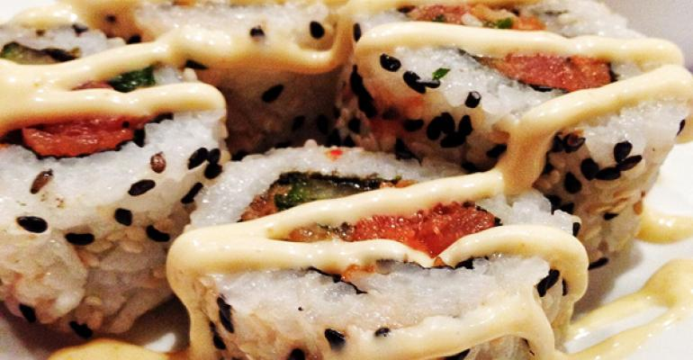 Pei Wei Asian Diner expands into sushi