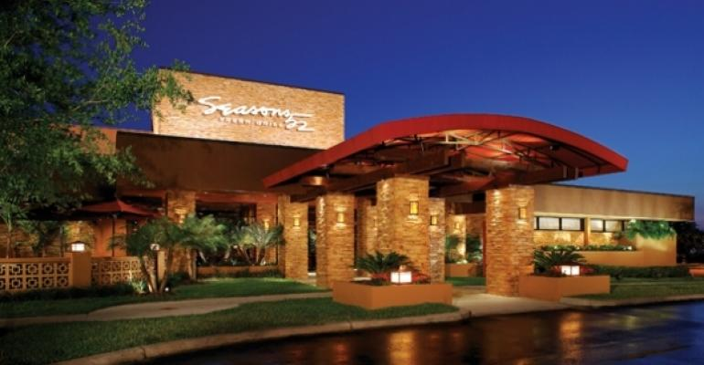 2014 Second 100: Why Seasons 52 is the No. 5 fastest-growing chain