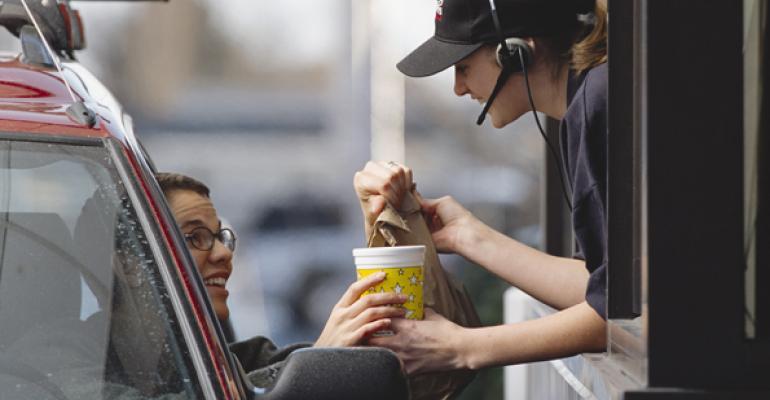 Report: McDonald's, KFC, Sbarro fall short with consumers