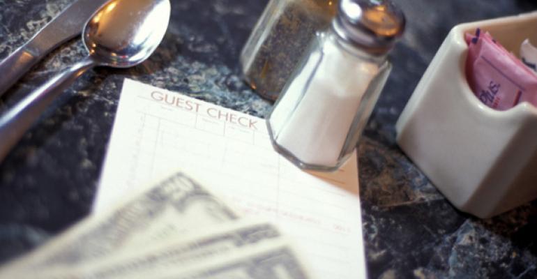 Report: Restaurant sales fare poorly in June