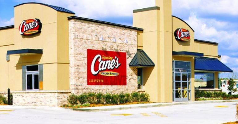 2014 Second 100: Why Raising Cane's is the No. 7 fastest-growing chain