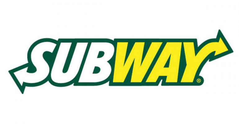 Latest Subway ad campaign highlights vegetables