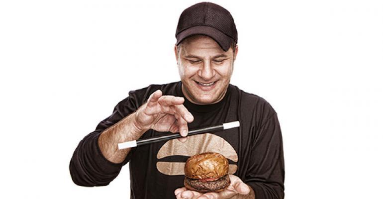 Adam Fleischman39s empire began with Umami Burger