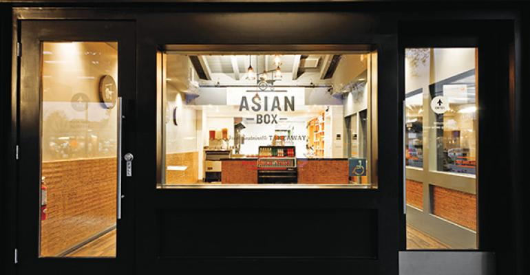 Asian Box seeks growth in challenging fast-casual segment