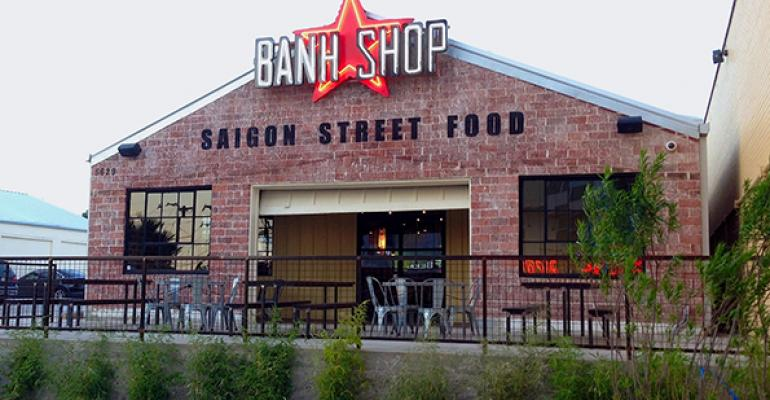 Yum to open fast-casual Banh Shop