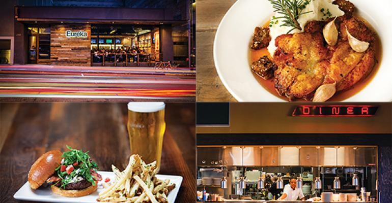 New casual-dining chains rewrite the rules