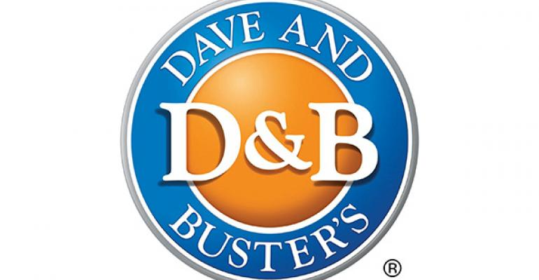 Dave & Buster's files for $100M IPO