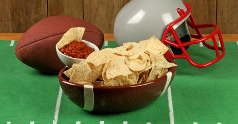 Restaurants roll out giveaways, games for football season