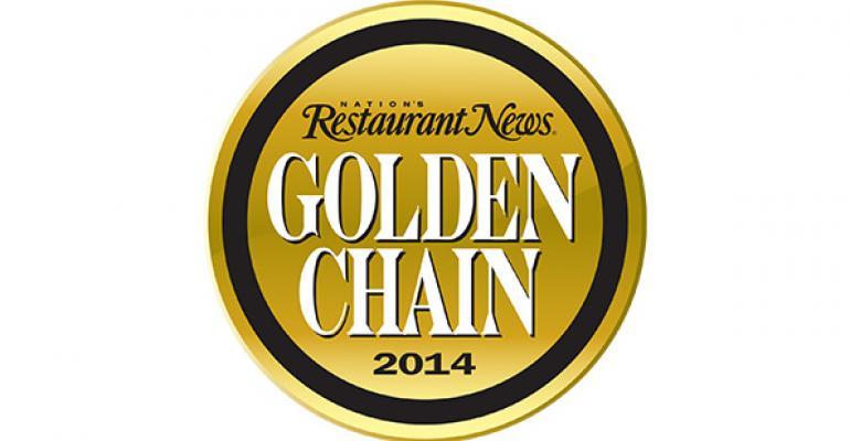 2014 Golden Chain Awards: Greg Creed