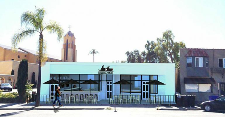 SampM Sausage and Meat will open next month in San Diego