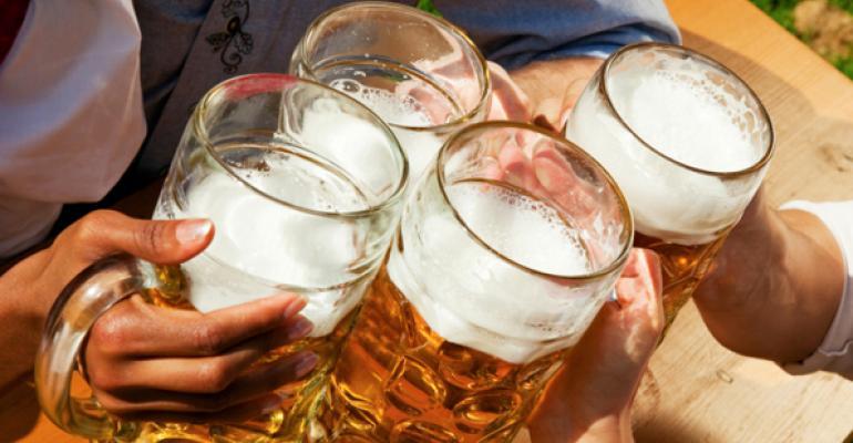 Study: Craft beer consumption in bars, restaurants rises