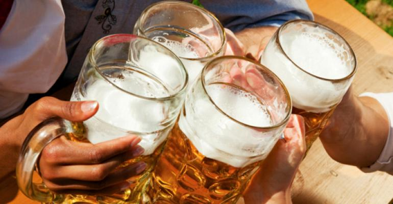 Study: Craft beer consumption in bars, restaurants rises