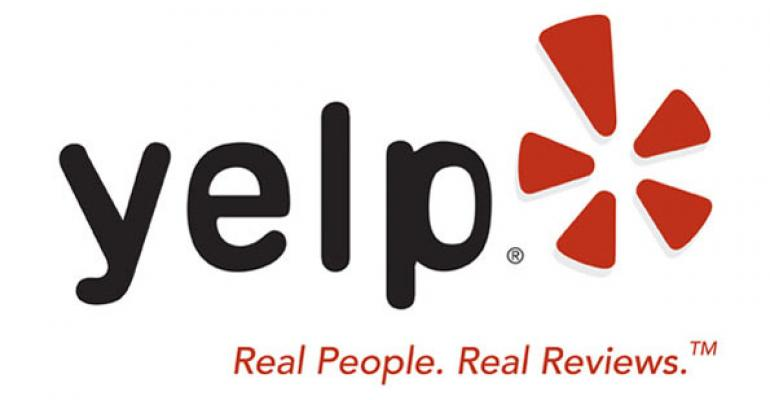 Restaurant Operations Watch: Restaurant stages cheeky Yelp protest