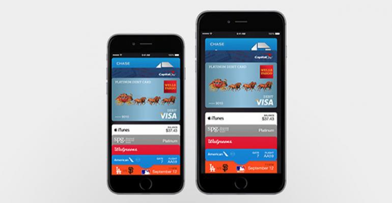 Apple Pay39s interface