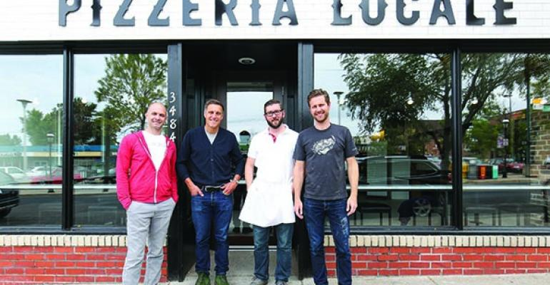 Chipotle-backed Pizzeria Locale reformulates crust