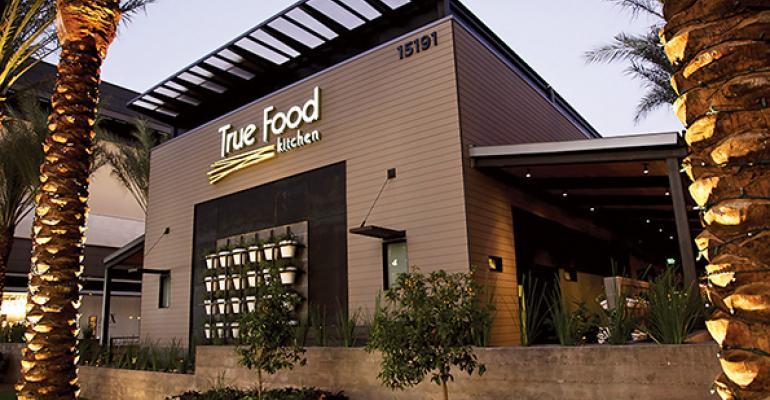 True Food Kitchen names Arik Markus brand chef