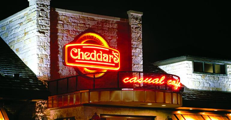 Cheddar's CEO expects slower growth