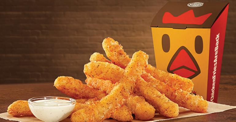 Burger King39s Chicken Fries