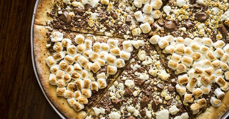 Chocolate at the heart of desserts designed for sharing