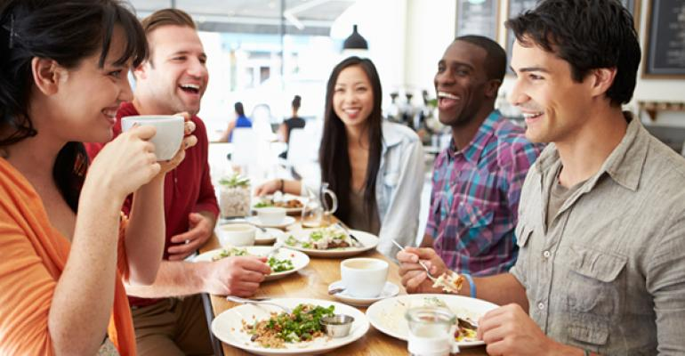 Restaurants can still find growth opportunities at lunch