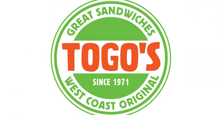 Togo's names Jim Peros chief operating officer