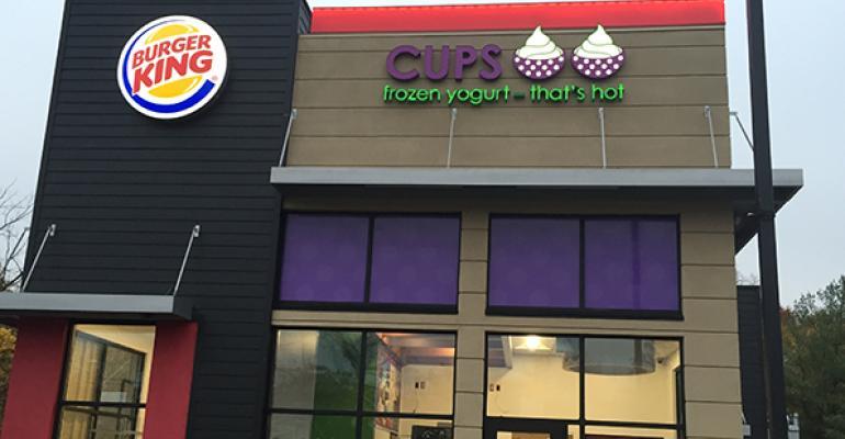Burger King franchisee plans more cobranded units